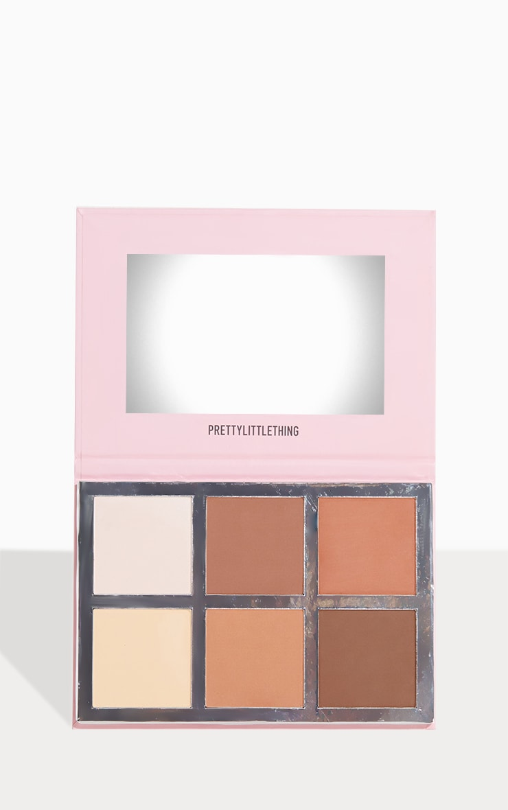 PLT Know Your Angles Contour Powder Palette