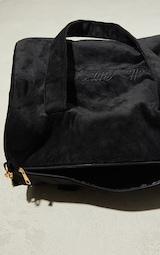 PRETTYLITTLETHING Black Signature Travel Bag 4