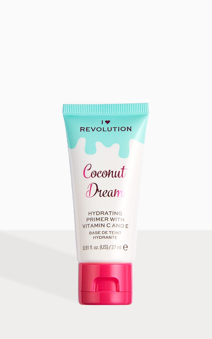 I Heart Revolution Coconut Dream Primer 1