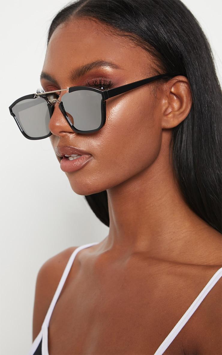Black Brow Bar Sunglasses 1
