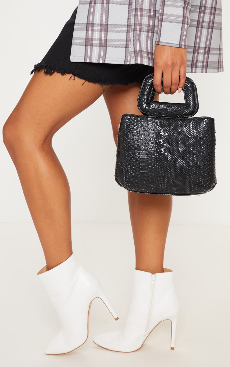Black Snake Mini Bag 1