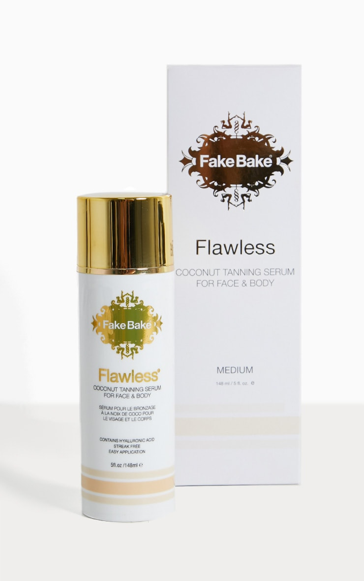 Fake Bake Flawless Coconut Tanning Serum 1
