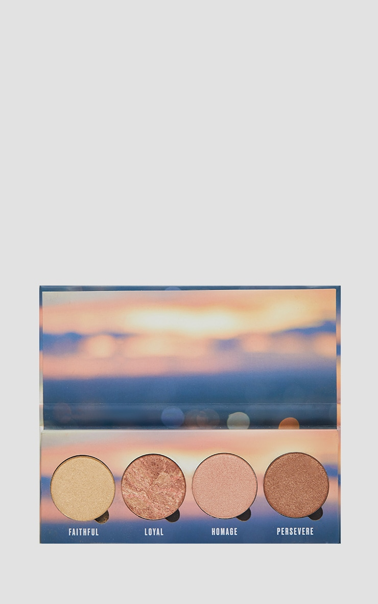 Makeup Obsession Dedicated Highlight Palette 2