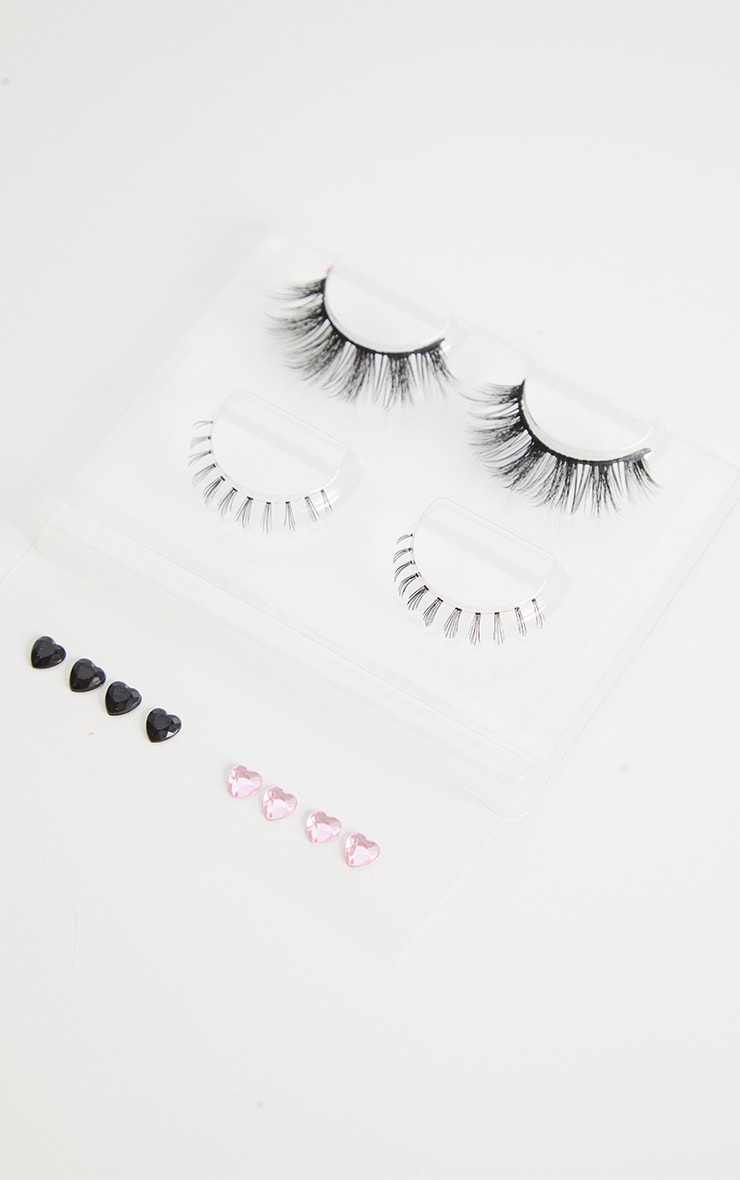 Doll Beauty Exclusive Festival Eyes Lash Kit 2