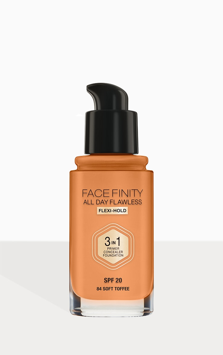 Max Factor Facefinity All Day Flawless Foundation Soft Toffee 3