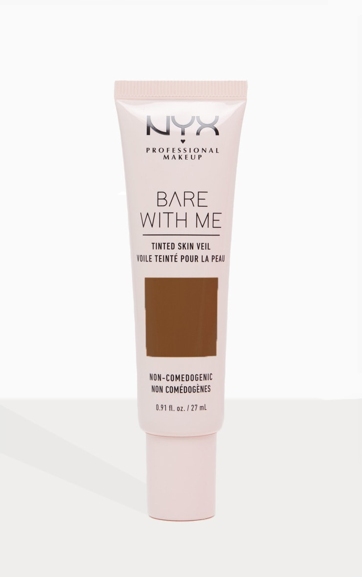 NYX Professional Makeup Bare With Me Tinted Skin Veil Deep Rich 1