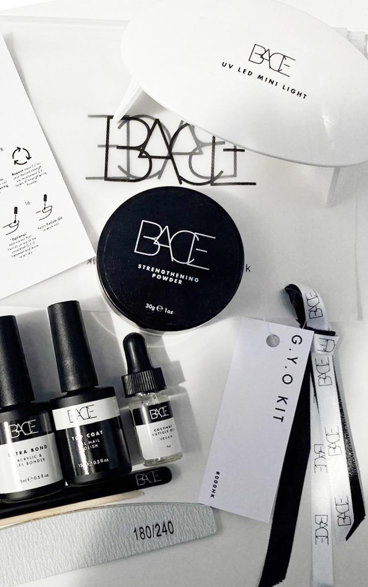 Bace Gyo Home Gel Nail Kit with Lamp 1