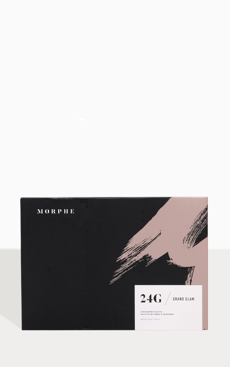 Morphe 24g Grand Glam Eyeshadow Palette 3
