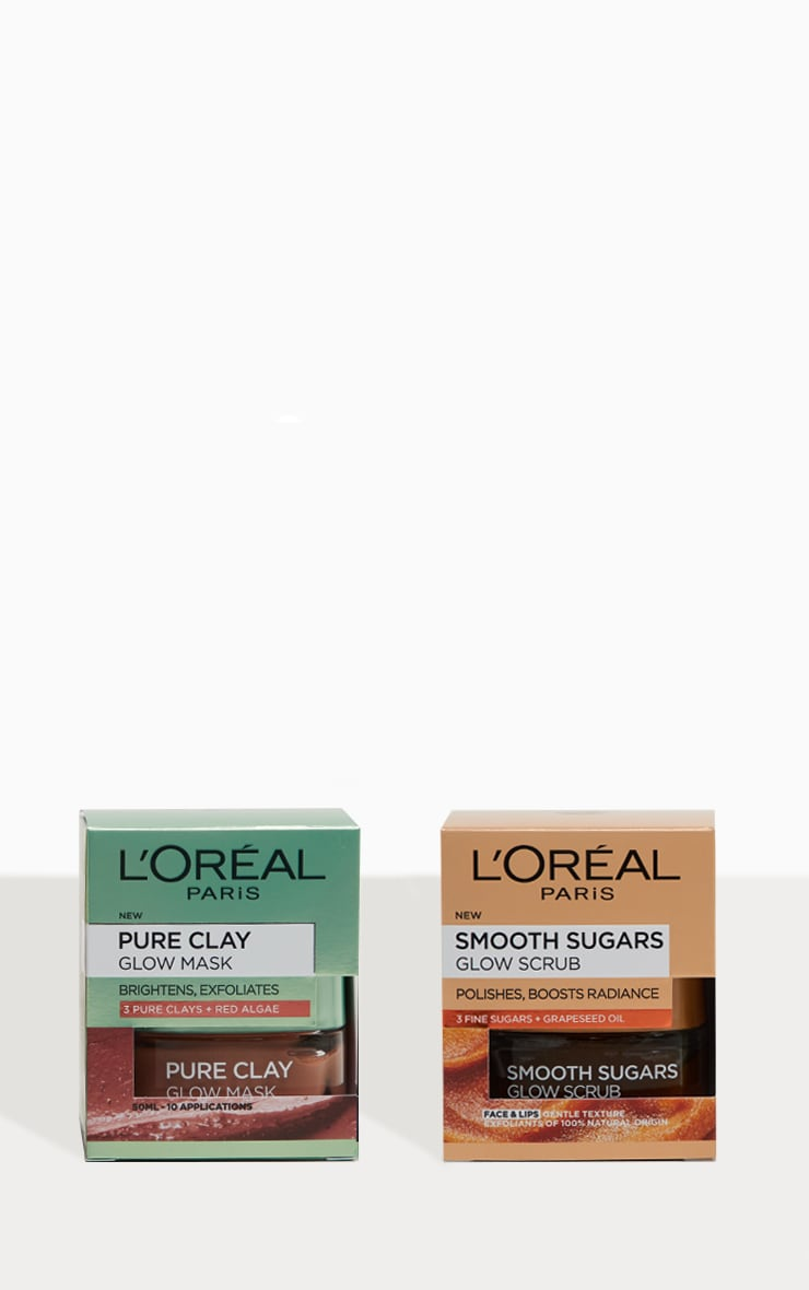 L'Oréal Paris Radiance Boosting Kit 2