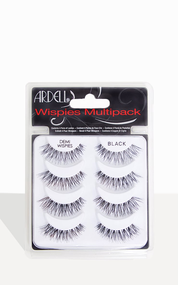 Ardell Multipack Demi Wispies X 4 False Lashes 1