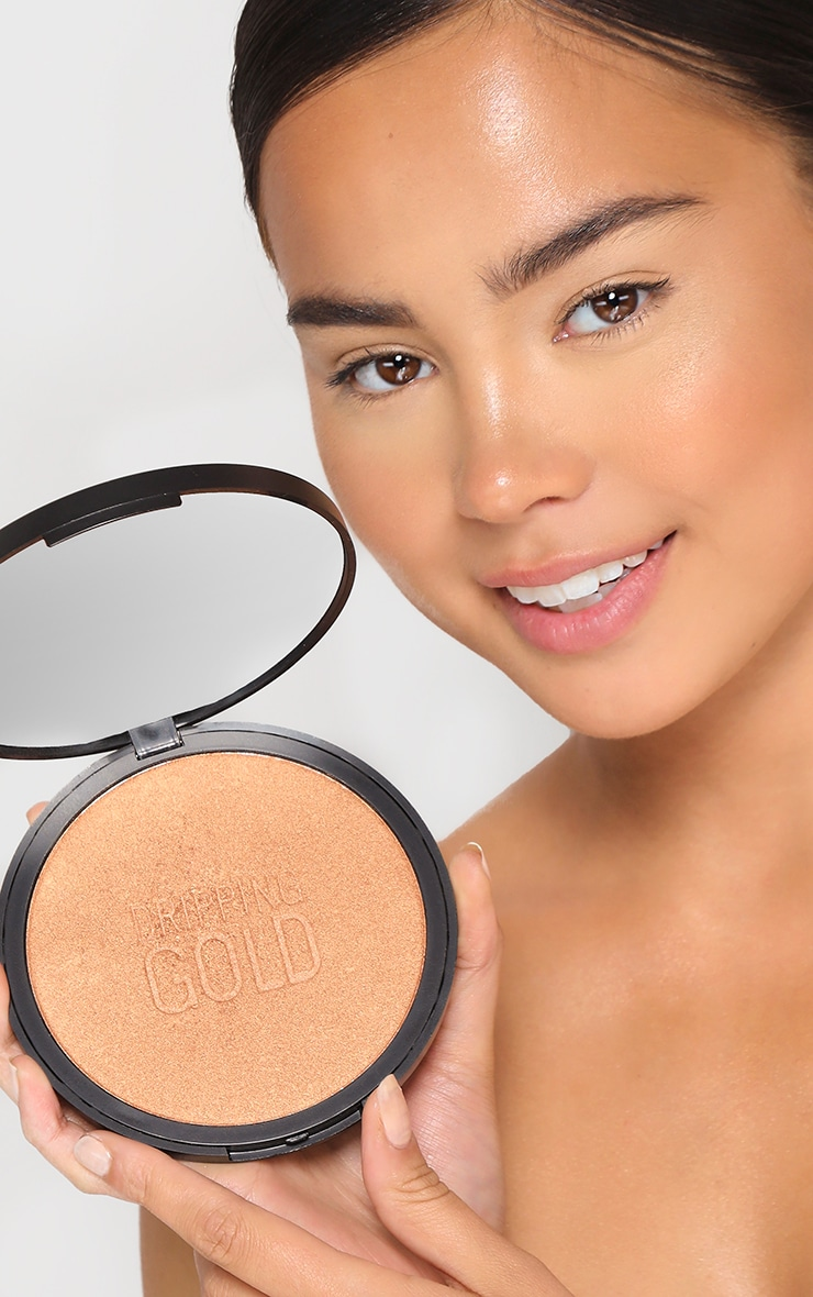 SOSUBYSJ Dripping Gold Large Bronzer Shimmer 3