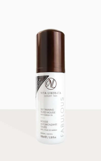 Vita Liberata Fabulous Tan & Glow Discovery Kit Medium Mousse