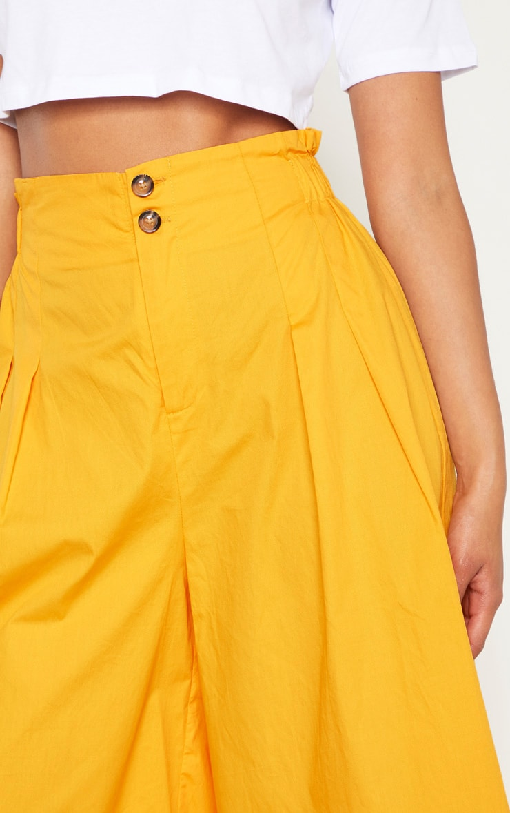 Mustard Extreme Culotte 5