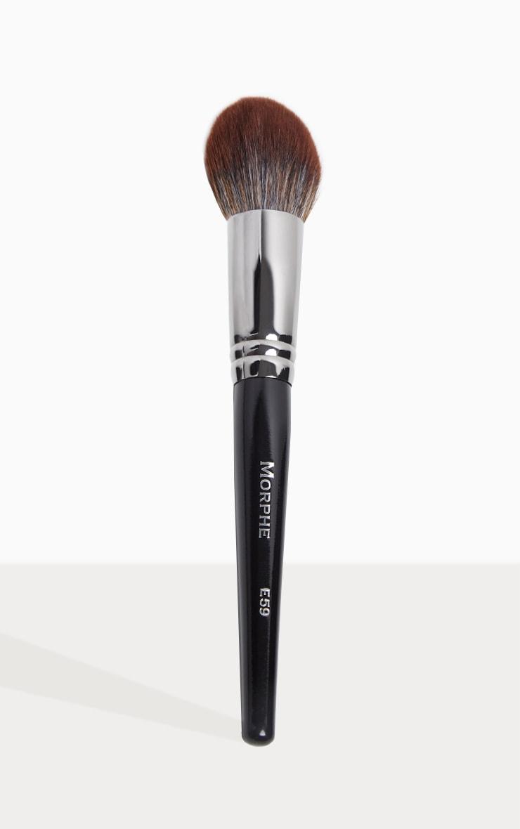 Morphe E59 Tapered Bronzer Brush 1