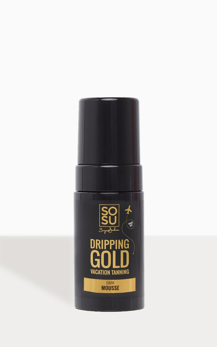 SOSUBYSJ Dripping Gold Travel Size Mousse Dark 2