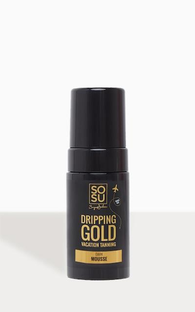 SOSUBYSJ Dripping Gold Travel Size Mousse Dark