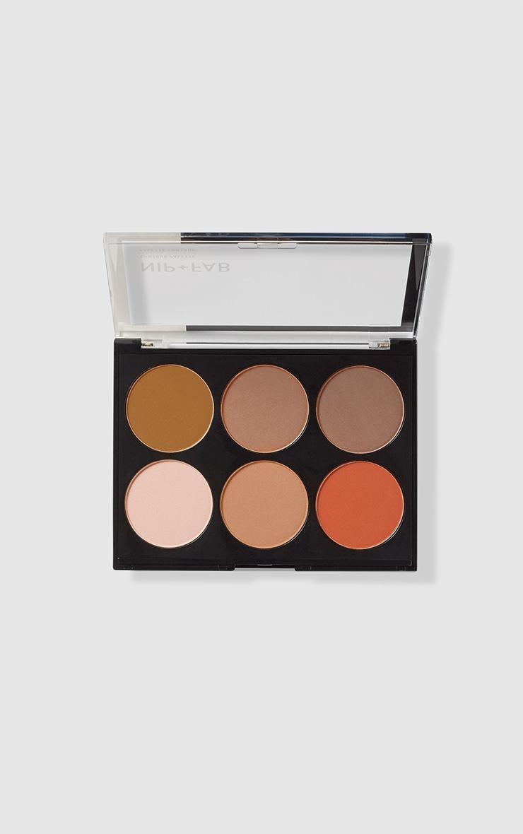 Nip & Fab Contour Palette Shade Dark 03 2
