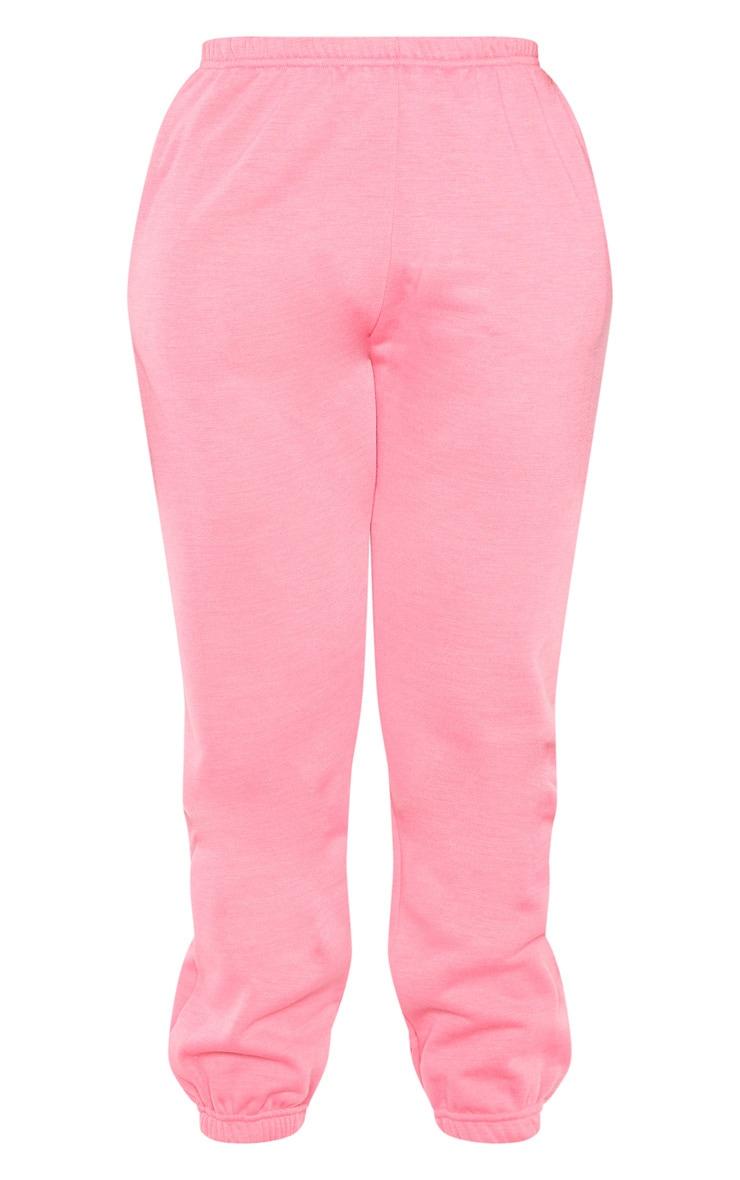 Hot Pink Casual Jogger 3