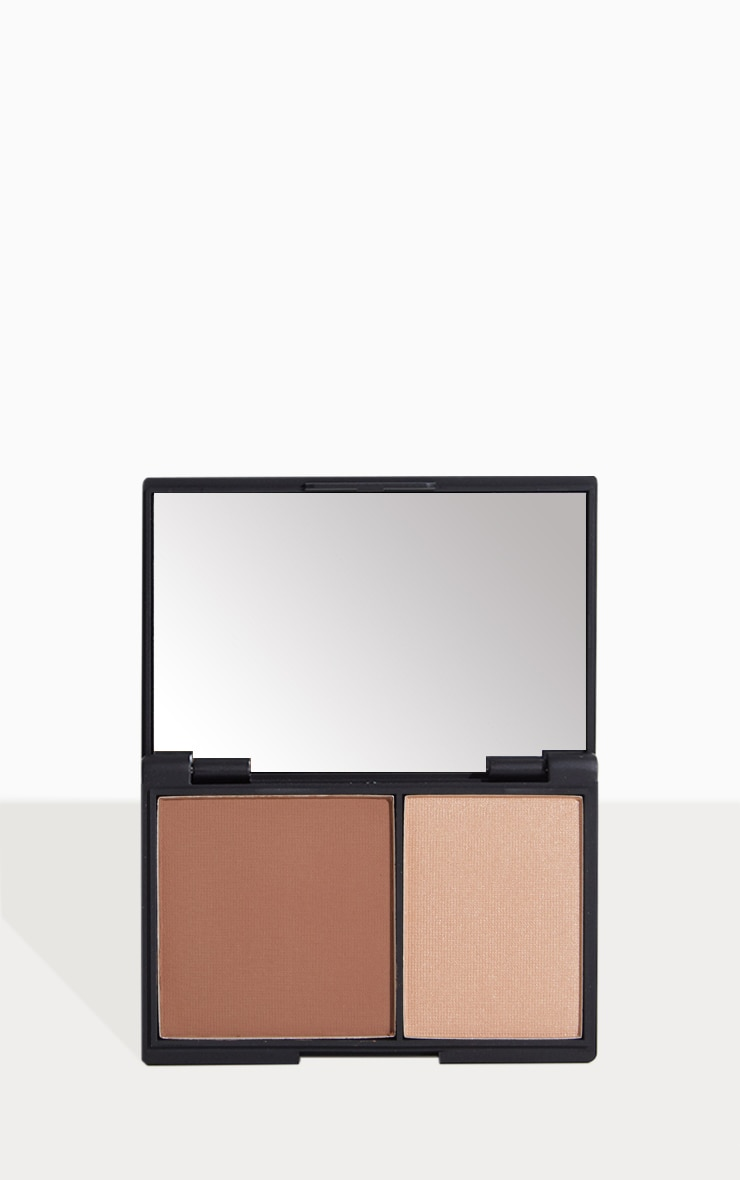 Sleek MakeUP Medium Face Contour Kit 2