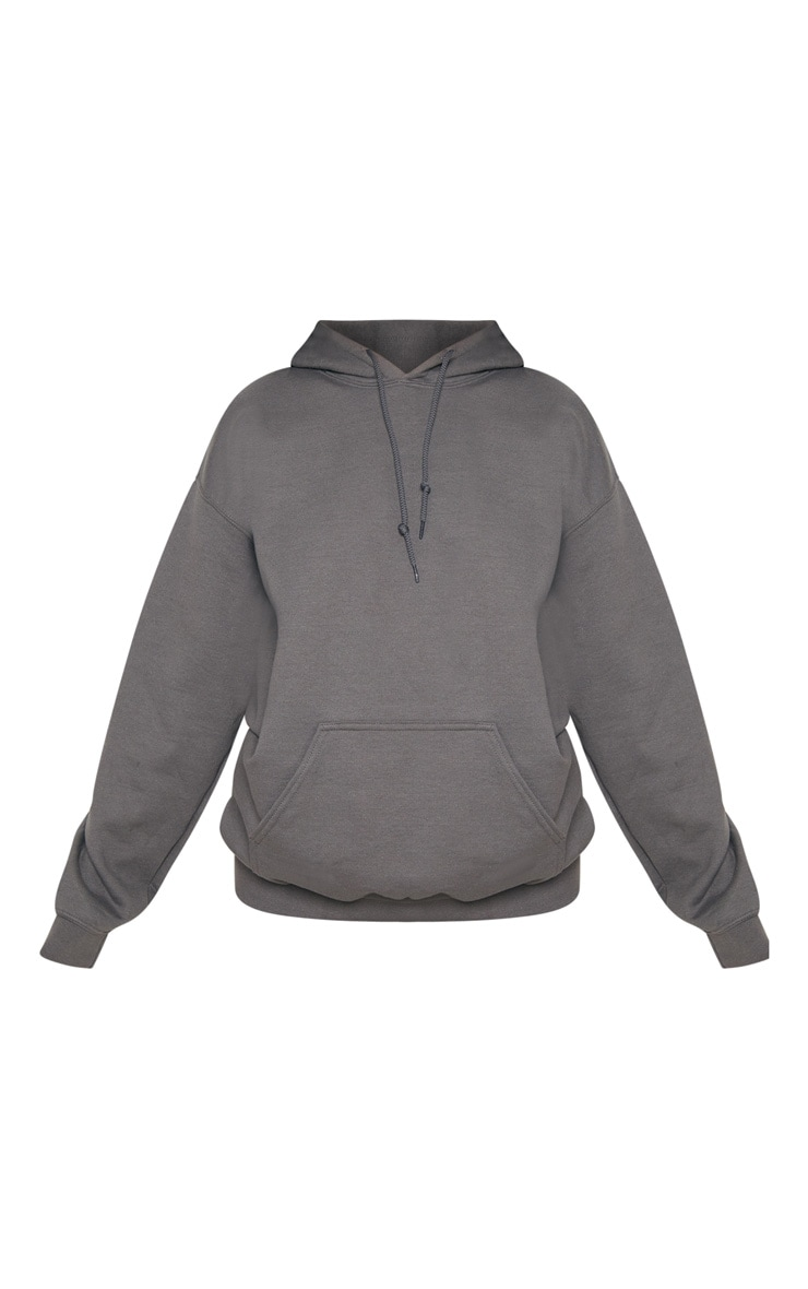 Charcoal Oversized Ultimate Hoodie 4
