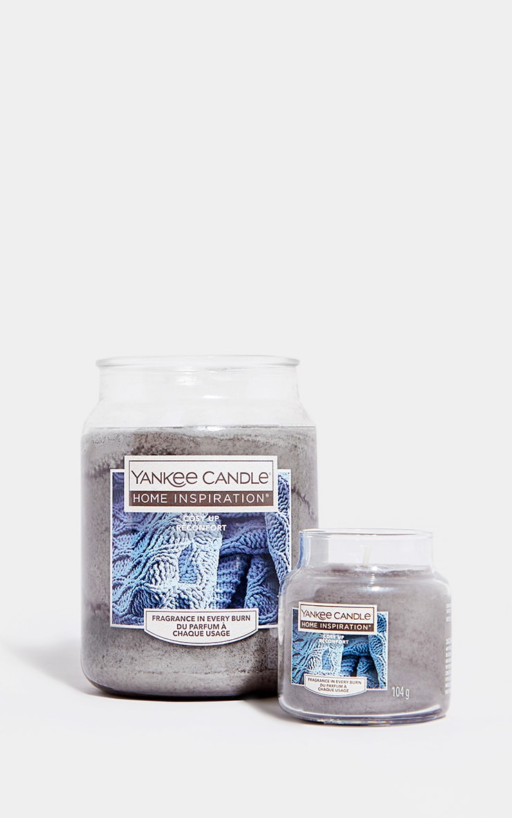 Yankee Candle Home Inspiration Large Jar Cosy Up 4