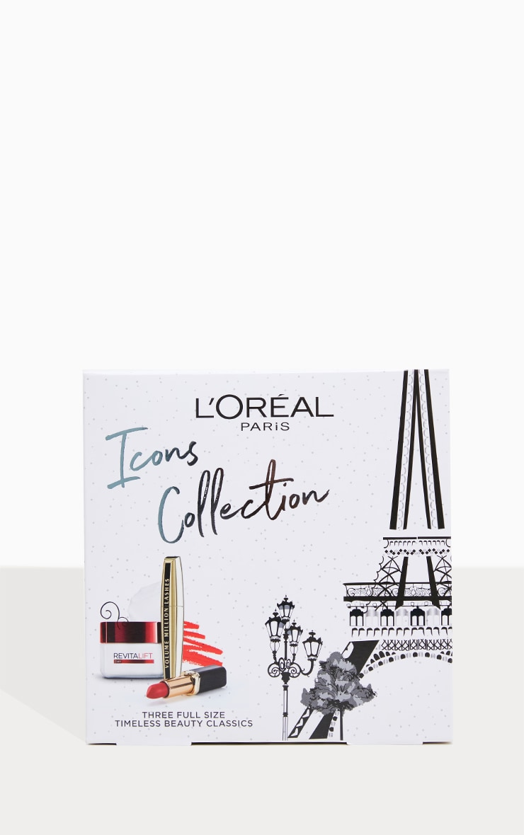 L'Oreal Paris Icons Collection Gift Set For Her 1