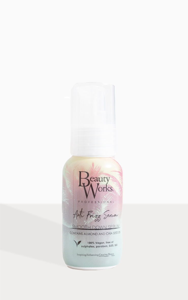 Beauty Works Anti Frizz Serum 50ml 2
