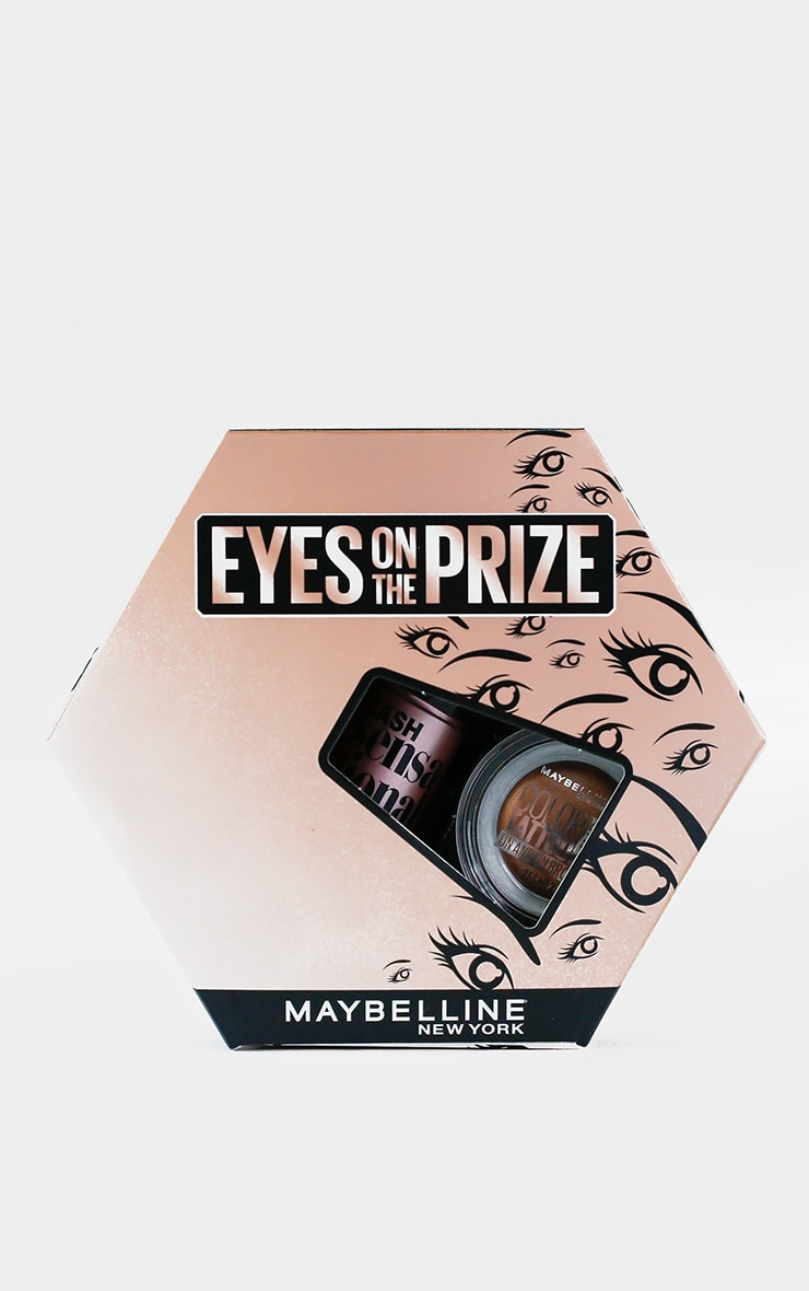 Maybelline Makeup Kit Eyes on the Prize Christmas Gift Set 2