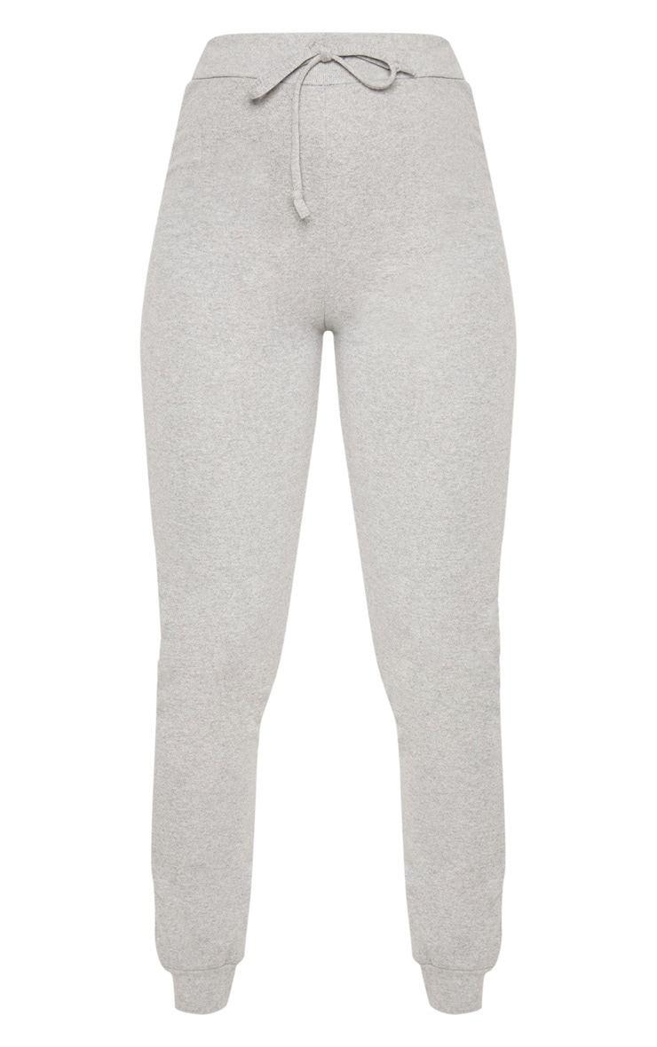 Grey Ultimate Marl Sweat Joggers  3