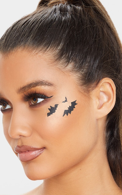PRETTYLITTLETHING Bat Face Stencils