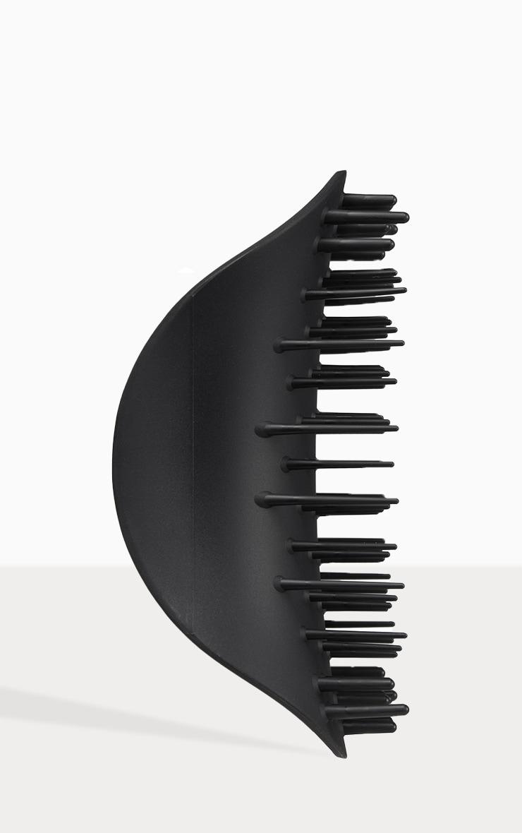 Tangle Teezer The Scalp Exfoliator & Massager Oynx Black 3
