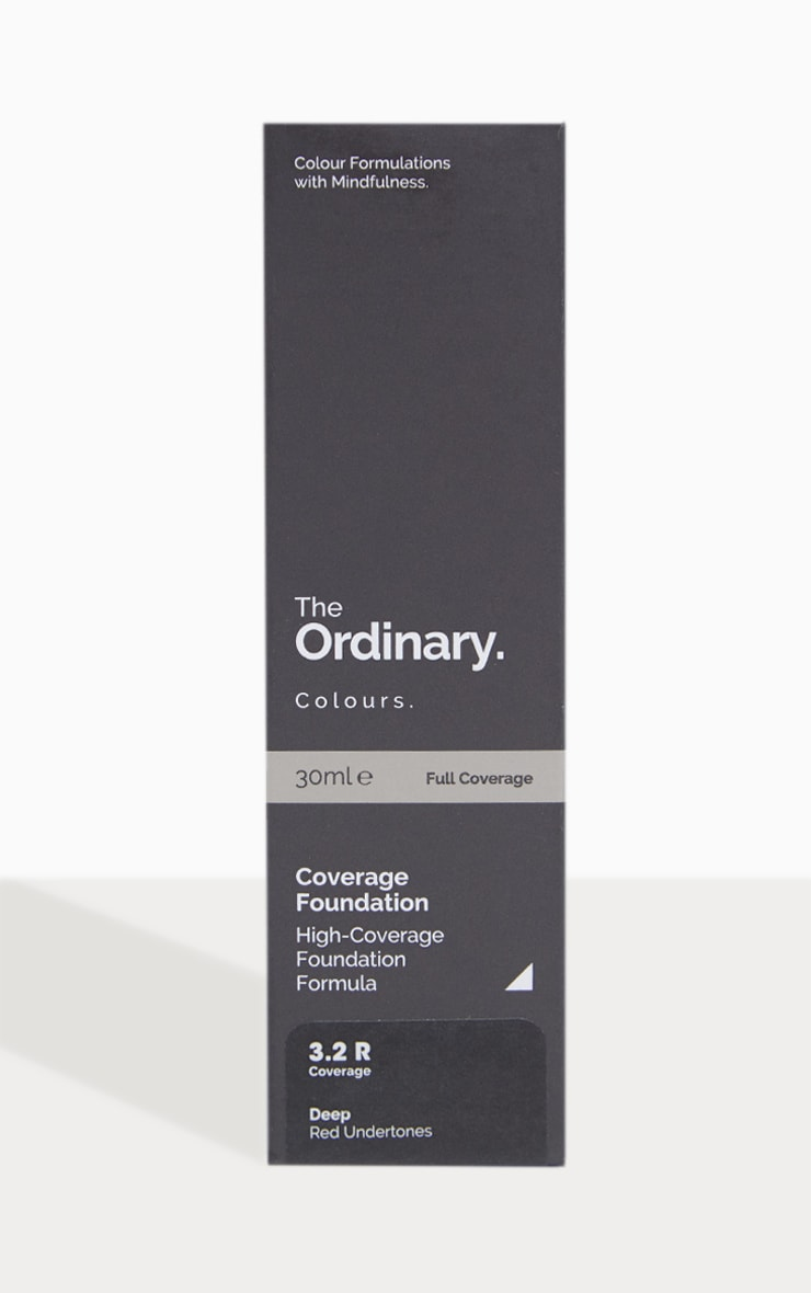 The Ordinary Coverage Foundation 3.2R 2