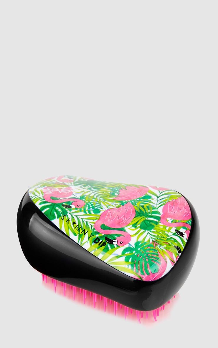 Skinnydip Limited Edition Pink Flamingo Tangle Teezer 2