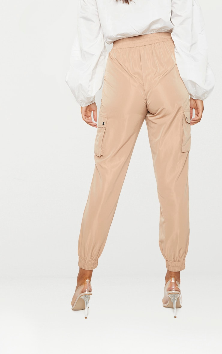 Shell Pocket Detail Cargo Trouser 4
