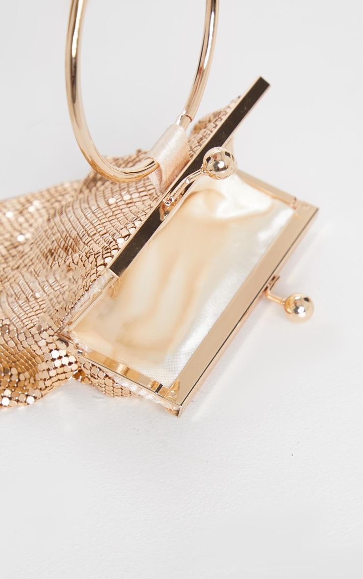 Gold Chain Mail Ring Handel Mini Grab Bag 3