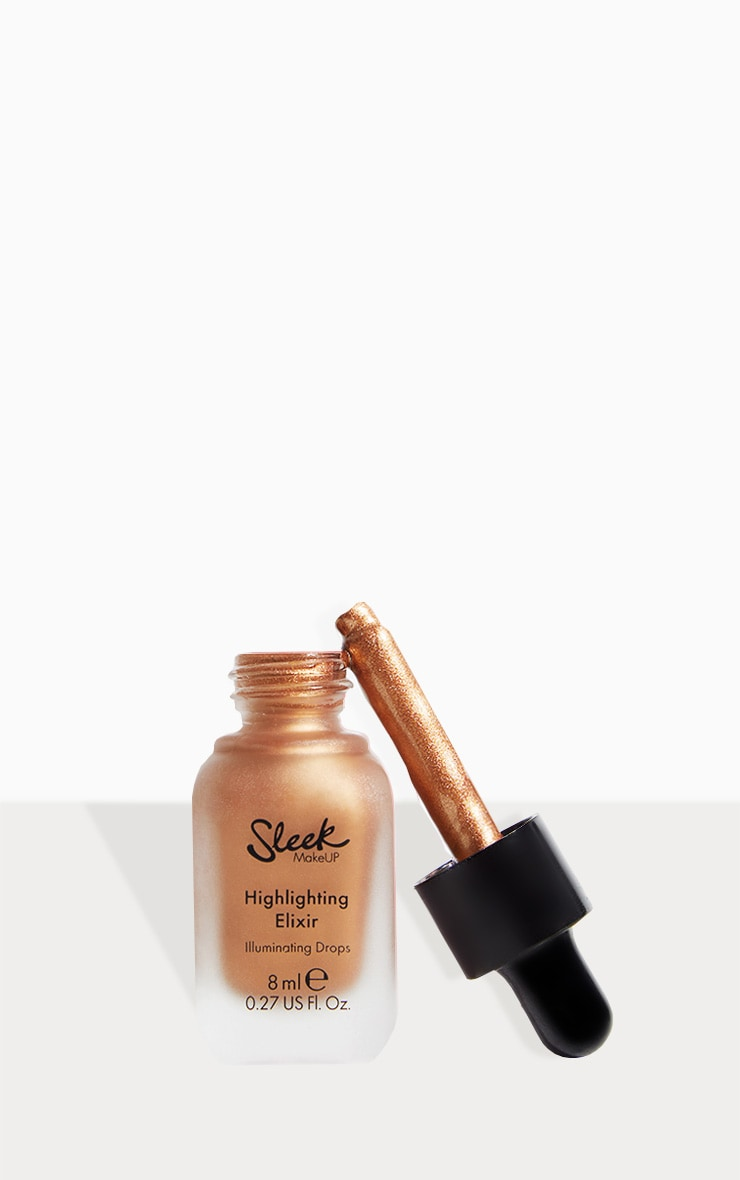 Sleek MakeUP - Highligter élixir Sun Lit  1