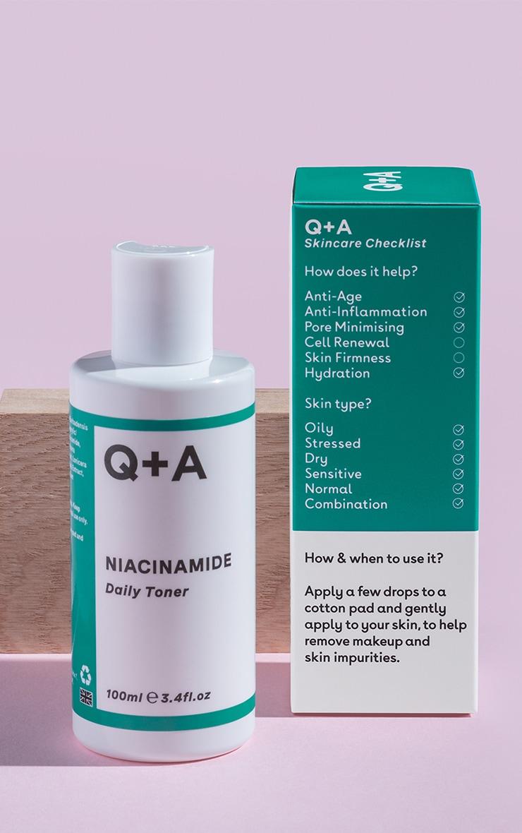 Q+A Niacinamide Daily Toner 100ml 1
