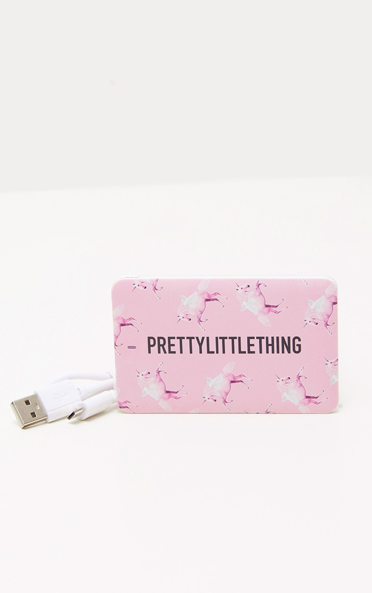 PRETTYLITTLETHING Unicorn Pink Power Pack image 1