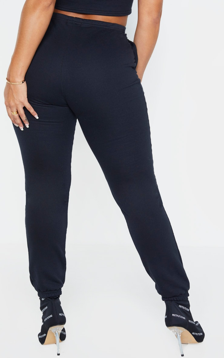 Shape Black Skinny Jogger 4