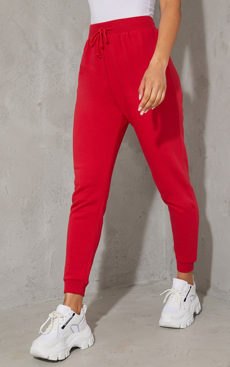 Red Ultimate Sweat Joggers 2