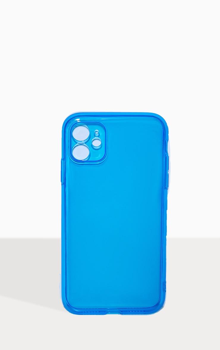Blue Iphone XR/11 Phone Case 2