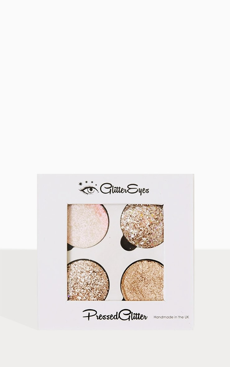 GlitterEyes Supermoon Quad Palette  1
