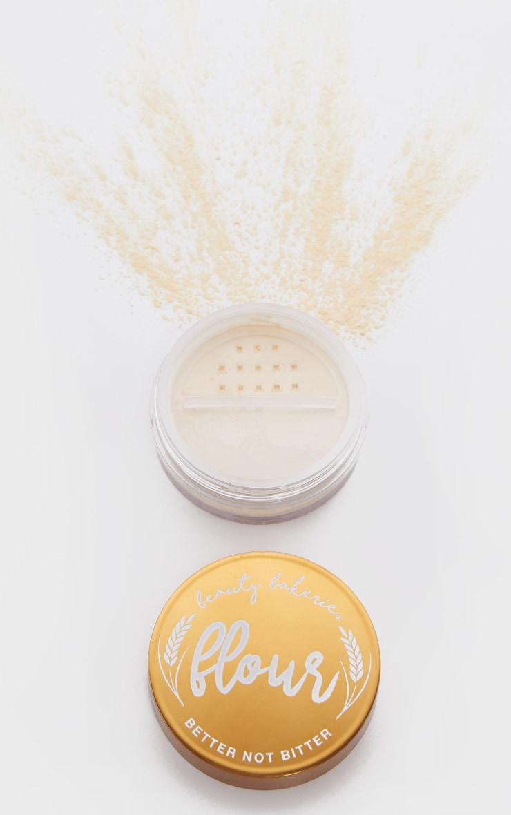Beauty Bakerie Setting Powder Yellow Flour 3