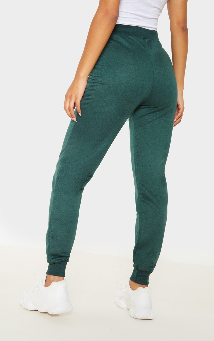 Emerald Green Ultimate Sweat Joggers 4