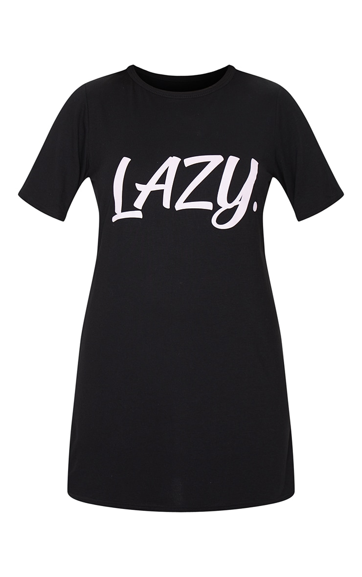 Black Lazy Nightie 5
