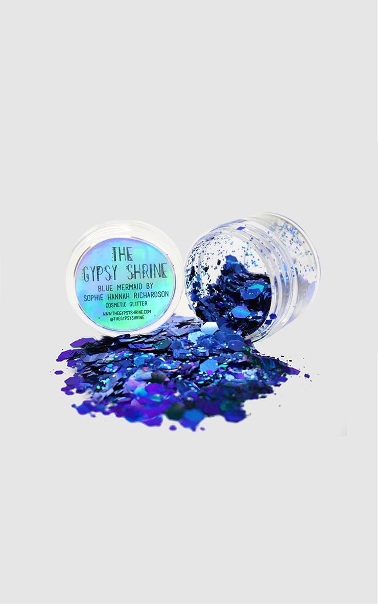 The Gypsy Shrine Blue Mermaid Glitter Pot 1