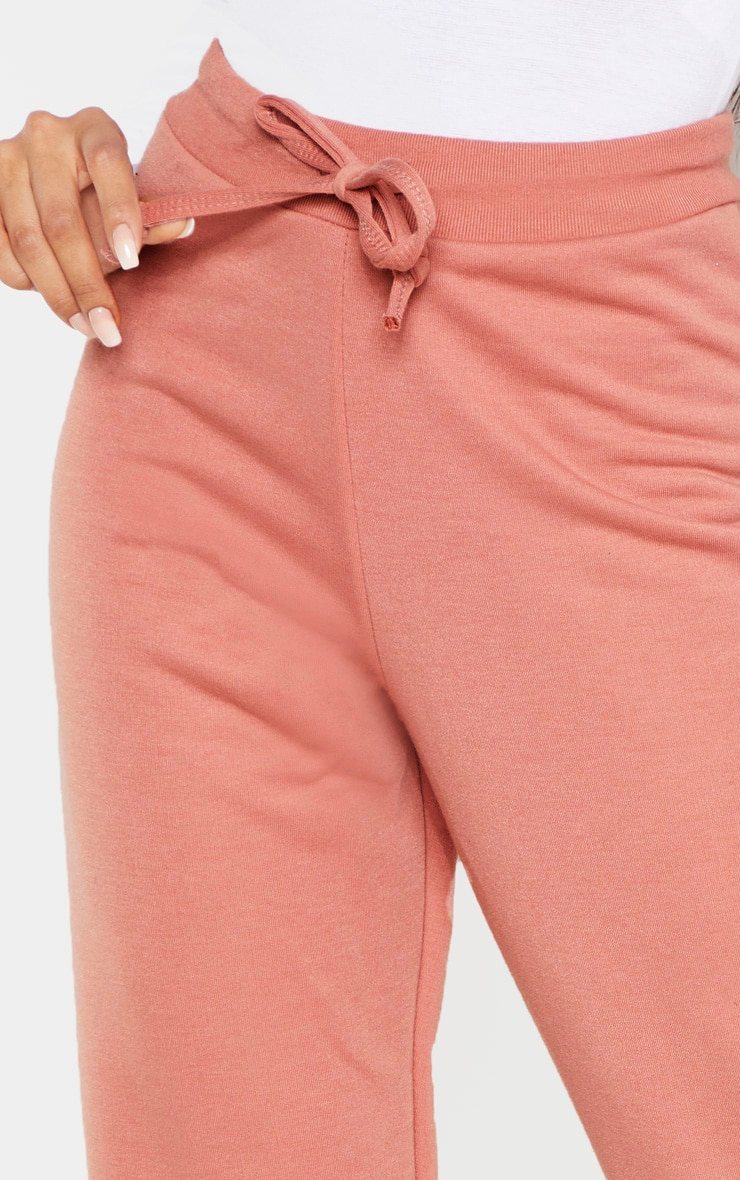 Dusty Rose Ultimate Marl Sweat Joggers  5