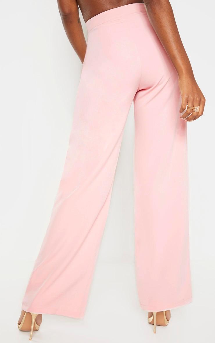 Rose Super Wide Leg Trouser  4