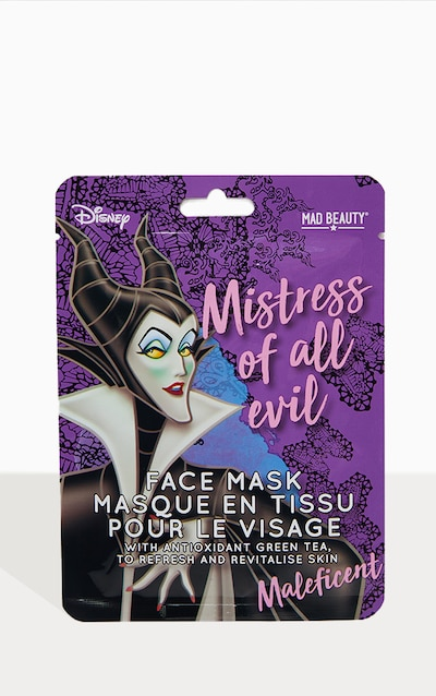 Disney Villains Sheet Face Mask Maleficent