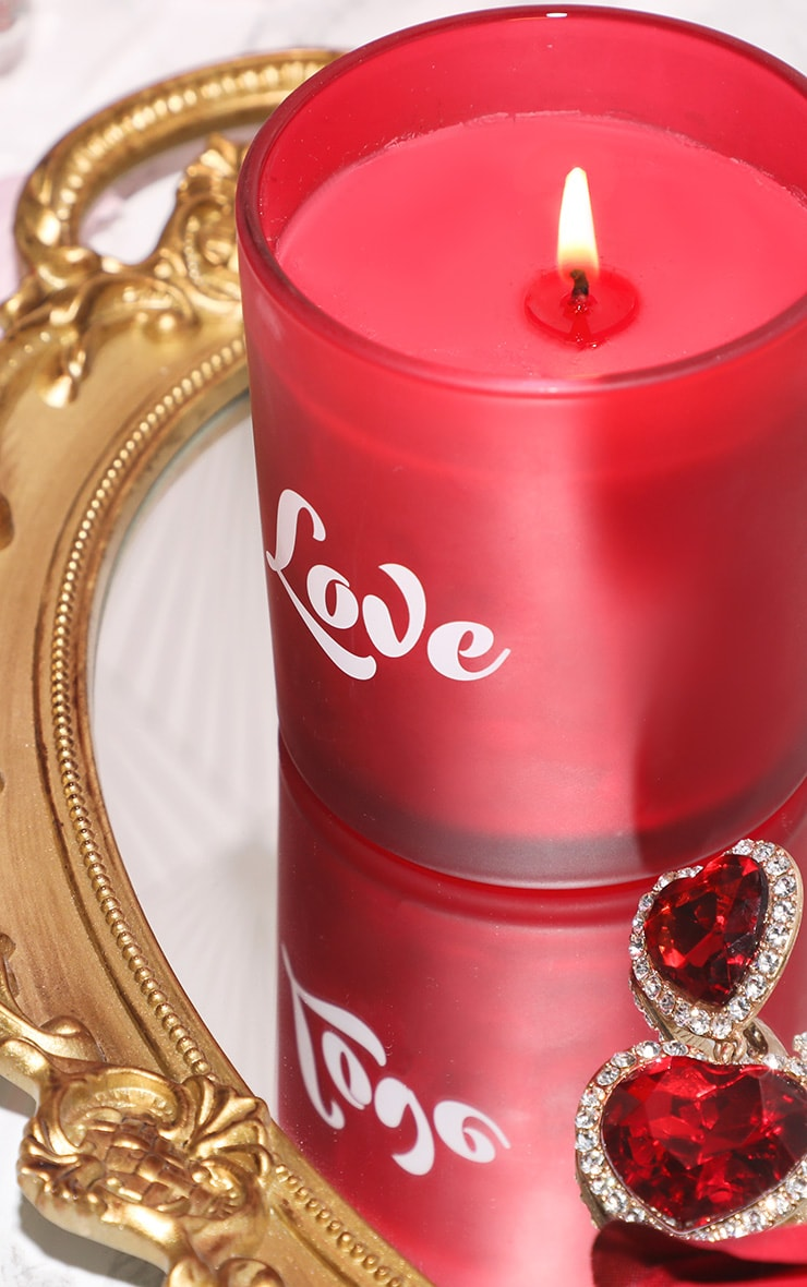 PAPERCHASE Love Boxed Candle 2